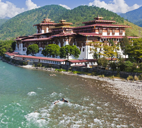 Colors of Bhutan Delight Tour